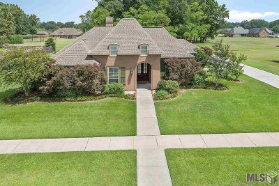 Zachary Single Family Home For Sale: 8478 Ormand Dr