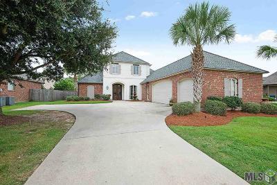 Prairieville Single Family Home For Sale: 36460 Oak Park Ave