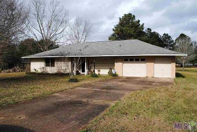 Zachary Single Family Home For Sale: 12041 Milldale Rd