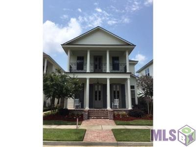Baton Rouge Single Family Home For Sale: 13335 Minette Ln