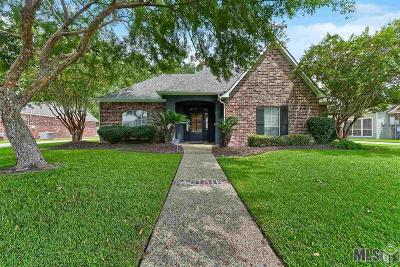 Baton Rouge Single Family Home For Sale: 19051 Beaujolaes Ave