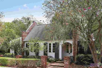 Baton Rouge Single Family Home For Sale: 8154 Walden Rd