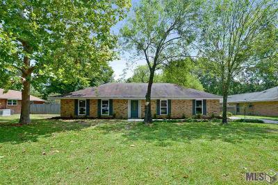Baton Rouge LA Single Family Home For Sale: $218,500