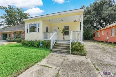 Baton Rouge LA Single Family Home For Sale: $225,000