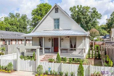 Baton Rouge Single Family Home For Sale: 4747 Capital Heights Ave