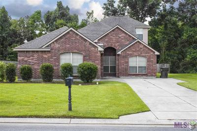 Gonzales Single Family Home For Sale: 40053 High Creek Ave