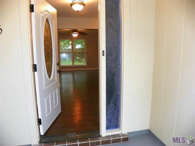 Denham Springs Single Family Home For Sale: 1445 Lansdowne Dr