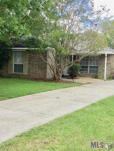 Baton Rouge Single Family Home For Sale: 16475 Crepemyrtle Dr