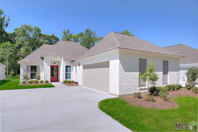 Gonzales Single Family Home For Sale: 41160 Talonwood Dr