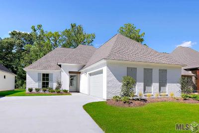 Gonzales Single Family Home For Sale: 41166 Talonwood Dr