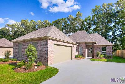 Gonzales Single Family Home For Sale: 41193 Talonwood Dr
