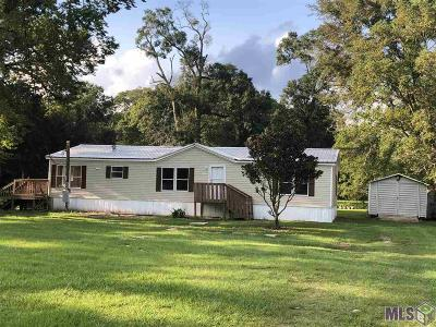 Prairieville Single Family Home For Sale: 39178 Country Dr