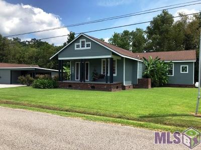 Gonzales Single Family Home For Sale: 13352 Privacy Ln