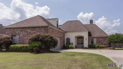 Gonzales Single Family Home For Sale: 13291 Babin Mill Dr