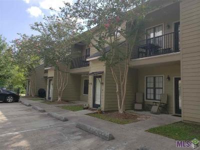 Baton Rouge LA Condo/Townhouse For Sale: $90,000