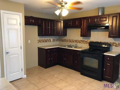 Baton Rouge Single Family Home For Sale: 6128 Dalark Dr