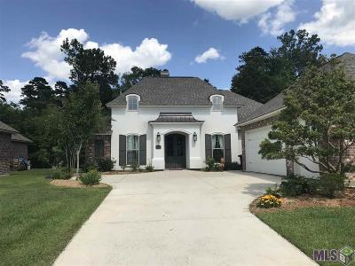 Greenwell Springs Single Family Home For Sale: 9160 Villa Crossing Dr