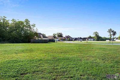 Denham Springs Residential Lots & Land For Sale: 160 Prairie Dunes Ct