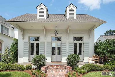 Baton Rouge Single Family Home Contingent: 7622 Lanes End