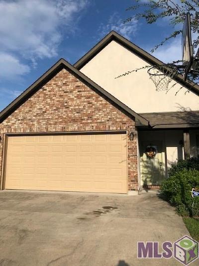 Zachary Single Family Home For Sale: 7066 Marshall Bond Dr