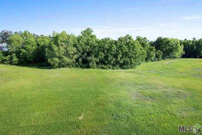 Denham Springs Residential Lots & Land For Sale: 118 Carnoustie Way