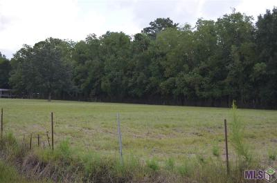 Gonzales Residential Lots & Land For Sale: Anna Rd