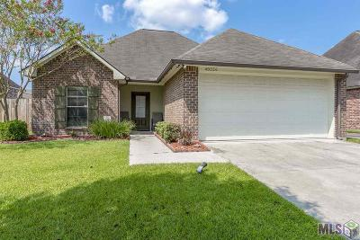 Gonzales Single Family Home For Sale: 40336 Creekway Cove Ct