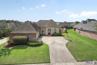 Zachary Single Family Home For Sale: 4177 Honeysuckle Dr