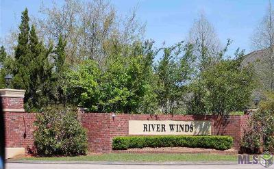 Gonzales Residential Lots & Land For Sale: Lot 492 River Winds Ct