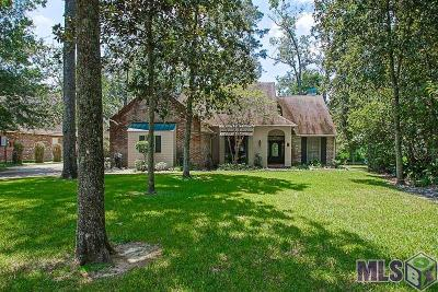Baton Rouge Single Family Home Contingent: 5730 North Shore Dr
