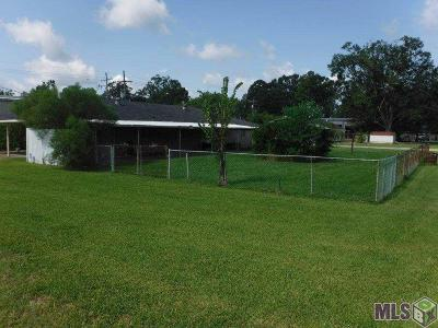 Gonzales Single Family Home For Sale: 14057 Phil Ln