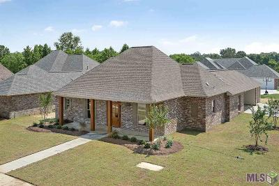 Zachary Single Family Home For Sale: 22828 Hazard Dr