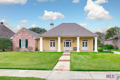 Baton Rouge Single Family Home For Sale: 17860 Heritage Estates Dr