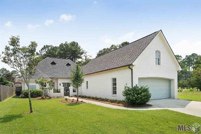 Denham Springs Single Family Home For Sale: 25537 Winged Foot Ct