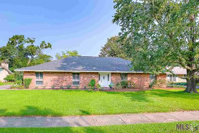Plantation Trace Single Family Home For Sale: 231 Duplantier Blvd