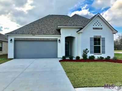 Gonzales Single Family Home For Sale: 14523 Sterling Oaks Dr