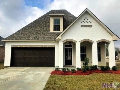 Gonzales Single Family Home For Sale: 14473 Sterling Oaks Dr