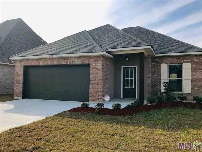 Gonzales Single Family Home For Sale: 14467 Sterling Oaks Dr