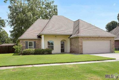 Zachary Single Family Home For Sale: 5036 Fox Hunt Dr