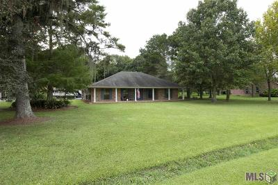 Gonzales Single Family Home For Sale: 14475 E A Academy Rd