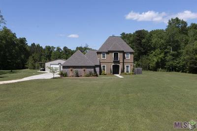 Denham Springs Single Family Home For Sale: 9765 Hunters Brook Ln