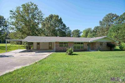 Zachary Single Family Home For Sale: 3420 Yardley Dr