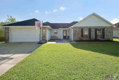 Gonzales Single Family Home For Sale: 13466 Orleans Dr