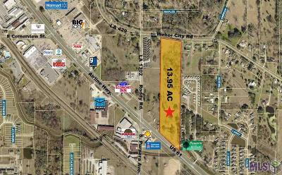 Gonzales Residential Lots & Land For Sale: 11126 N Airline Hwy