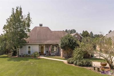 Denham Springs Single Family Home Contingent: 33822 Cypress Bluff Dr