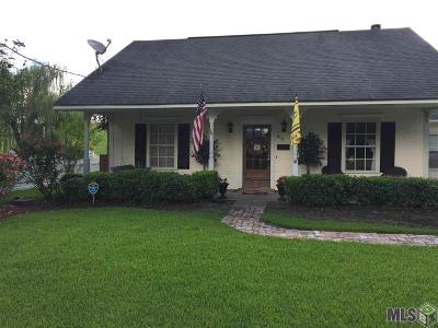 Port Allen Single Family Home For Sale: 618 S River Rd
