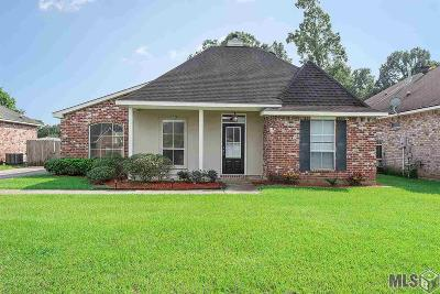 Gonzales Single Family Home For Sale: 38243 Mindi Ct