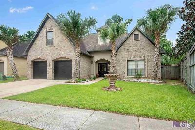 Baton Rouge LA Single Family Home For Sale: $280,000