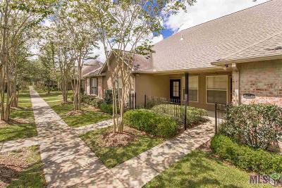 Baton Rouge Condo/Townhouse For Sale: 4848 Windsor Village Dr #45
