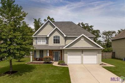 Prairieville Single Family Home For Sale: 37096 Timothy Ave